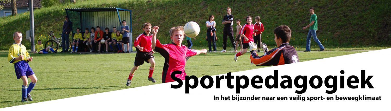 Sportpedagogiek